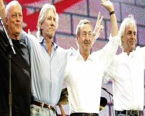 Pink Floyd lanseaza un nou album, dupa 20 de ani de
