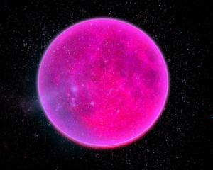 Misterul planetei roz de marimea lui Jupiter