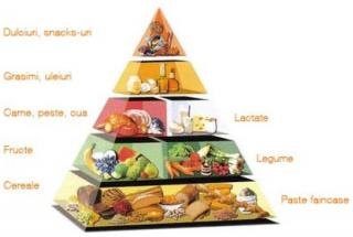 Piramida alimentelor. Piramida alimentelor pentru bebelusi