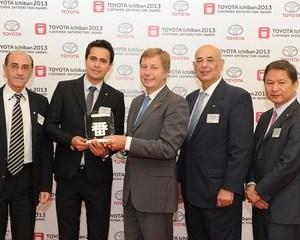Premiul Ichiban pentru Toyota Pitesti