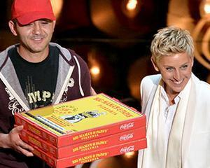 Pizza Story: O livrare de 10 milioane de dolari la Oscaruri