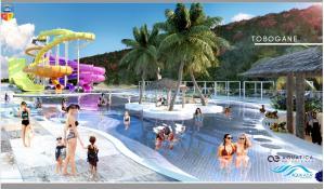 La Galati a inceput constructia pentru cel mai mare Aqua Park din sud-estul Romaniei