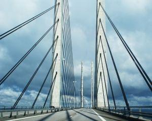Veste buna pentru soferi! A fost deschis al doilea pod al pasajului Mihai Bravu