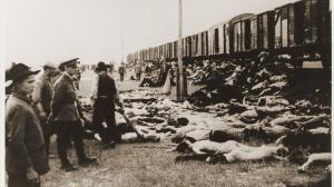 """Pogromul de la Iasi din iunie 1941 (II). Masacrul din curtea Chesturii politiei si """"trenurile mortii"""""""