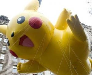 Pikachu presedinte!