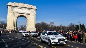 25.000 de politisti, pompieri, salvatori SMURD si jandarmi sunt mobilizati pentru minivacanta de Craciun