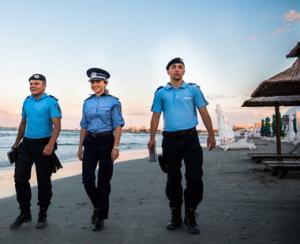 Ministerul Afacerilor Interne a detasat 164 de politisti la mare pentru un Litoral in siguranta