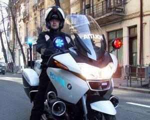 Inca 10.500 de politisti sunt la datorie de Craciun