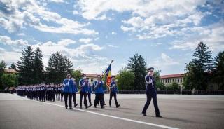 Aproximativ 3.000 de candidati s-au inscris la concursul de admitere in Academia de Politie organizat in acest an