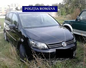 Politia Romana a participat la o actiune internationala pentru combaterea furturilor auto