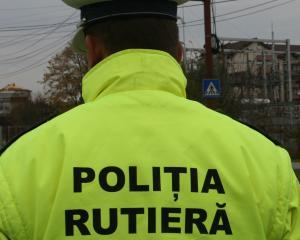 Politia Romana: Conduceti cu prudenta, mai ales in perioadele cu vreme rea