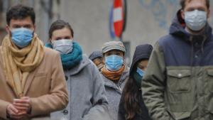 Poluare extrema in Bucuresti, desi strazile sunt pustii