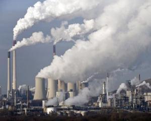 Tarile UE producatoare de energie din carbune isi imbolnavesc vecinii
