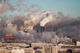 Pentru prima data in istorie, China a depasit tarile dezvoltate la capitolul emisiilor de gaze cu efect de sera