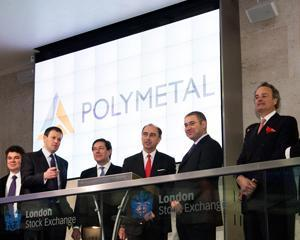 Rusia: Polymetal, pierdere neta de 255 milioane dolari in prima jumatate a anului