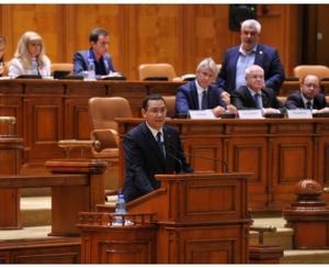 Ponta ramane prim-ministru