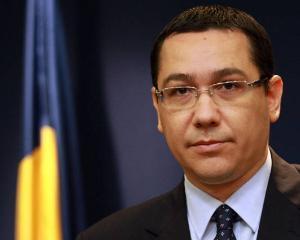 Ponta cauta solutii constitutionale pentru intrarea in vigoare a Codului fiscal, pana la 1 septembrie