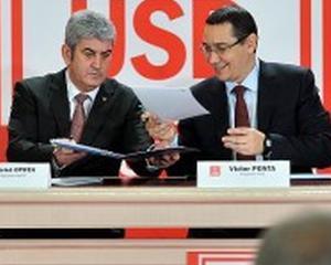 PSD, UNPR si PC au format alianta electorala USD
