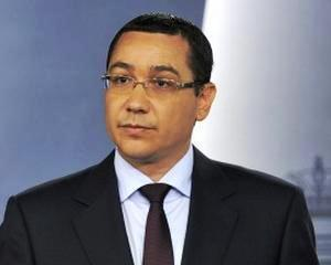 Victor Ponta: M-am impacat cu Crin Antonescu