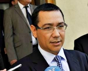 Victor Ponta: Traian Basescu se intalneste cu Crin Antonescu. Probabil vor discuta despre viitorul ministru al Transporturilor