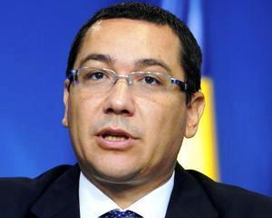 Victor Ponta, 500 de multumiri unui producator francez de sticla