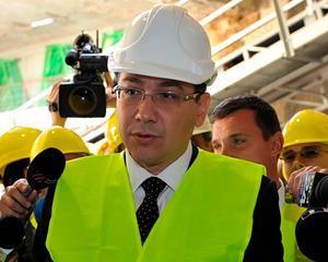 Victor Ponta: Nu putem sa avem spitale si drumuri ca in Germania cu taxele din Romania