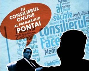 Vrei sa fii consilierul lui Ponta? Acum ai ocazia