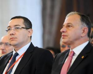 Victor Ponta: Rectificare bugetara inseamna ca luam bani de la unii si-i dam la altii