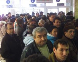 Populatia Romaniei continua sa scada