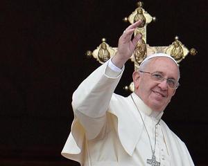"""Binecuvantarea Papei """"Urbi et Orbi"""", audienta mare in toata lumea"""
