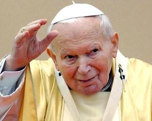 Papa Ioan Paul al-II-lea, sanctificat