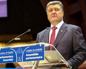 Presedintele Ucrainei: Trupe rusesti au fost desfasurate pe teritoriul tarii