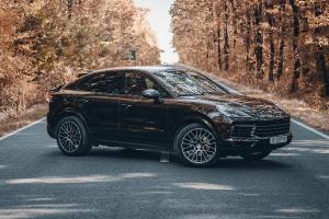 TEST DRIVE. Porsche Cayenne Coupe - si stil, si utilitate