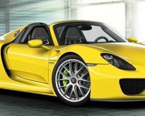 Porsche va rechema in service masinile din noul model 911 GT3
