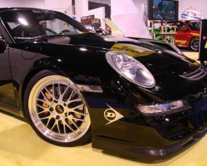 Noul Porsche 911 GT3, echipat cu anvelope Dunlop