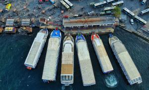 Contract de 30 de milioane de euro pentru modernizarea Portului Constanta, atribuit unor italieni