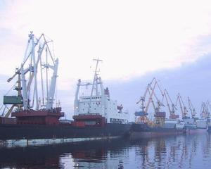 Porturile romanesti au performat mai bine in 2015