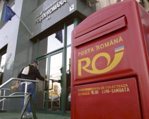 Posta Romana vrea sa instaleze bancomate in oficiile sale