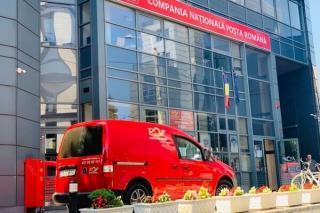 Premiera in istoria Postei Romane: cursa auto spre Germania. Ruta postala este Bucuresti - Timisoara - Frankfurt