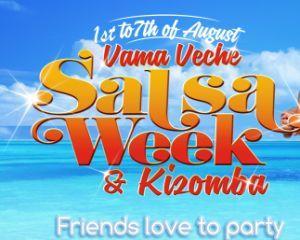 Si oamenii de business aleg dansul - salsa week & kizomba 2016