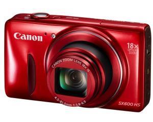 PowerShot SX600 HS si IXUS 265 HS, noile camere de la Canon