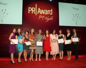 Romanian PR Award, la a-XI-a editie