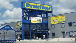 Magazinele Praktiker, rebranduite in Brico Depot. Compania mama inchide trei magazine din Romania
