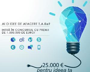 Ai o idee de afacere tare? Intra in concursul cu premii de 1.000.000 de euro