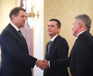 Presedintele a primit promisiuni de respectare a deficitului bugetar