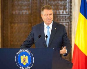 """Presedintele Klaus Iohannis s-a decis: """"Plec la ONU pentru a ajuta la eradicarea saraciei"""""""