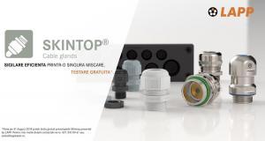 Presetupele Skintop pot fi acum testate gratuit. O campanie marca Lapp