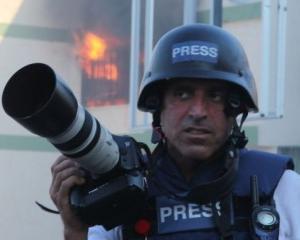 Curs pentru jurnalistii care transmit din zone de conflict