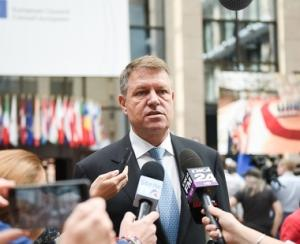 Presedintele Romaniei a participat la Reuniunea Consiliului European de la Bruxelles