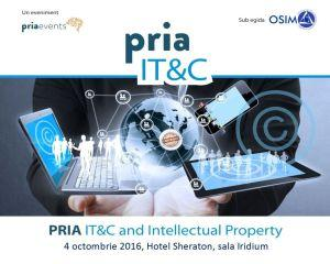 PRIA IT&C and Intellectual Property